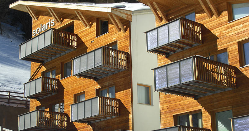 Appartementhaus Solaris in Sölden